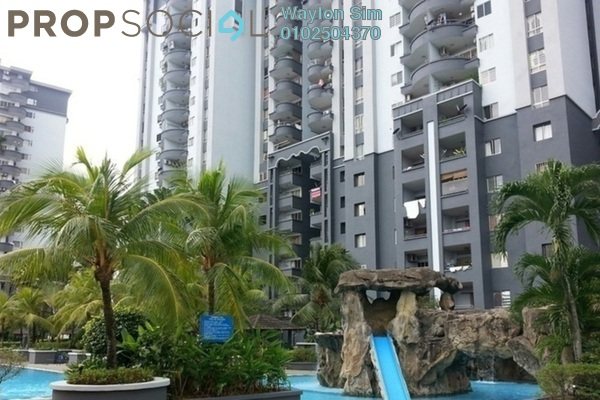 For Sale Condominium at Amadesa, Desa Petaling Leasehold Fully Furnished 3R/2B 450k