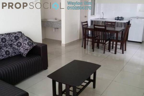 For Sale Condominium at Endah Promenade, Sri Petaling Leasehold Fully Furnished 3R/3B 600k