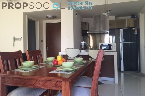 For Rent Condominium at Tiffani Kiara, Mont Kiara Freehold Fully Furnished 1R/2B 4k