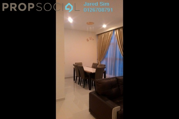 For Rent Condominium at Mirage Residence, KLCC Freehold Fully Furnished 2R/2B 5.2k
