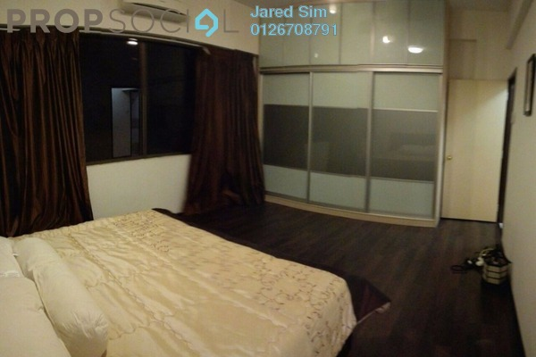 For Rent Condominium at Tivoli Villas, Bangsar Freehold Fully Furnished 2R/2B 2.6k