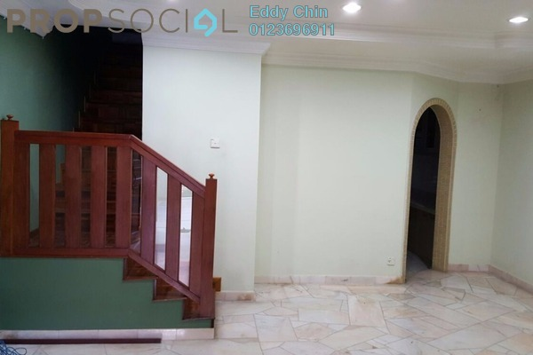 For Rent Terrace at Pandan Indah, Pandan Indah Leasehold Semi Furnished 4R/4B 1.77k