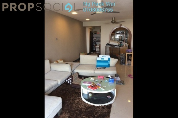 For Sale Condominium at Villa Angsana, Jalan Ipoh Freehold Fully Furnished 3R/2B 538k