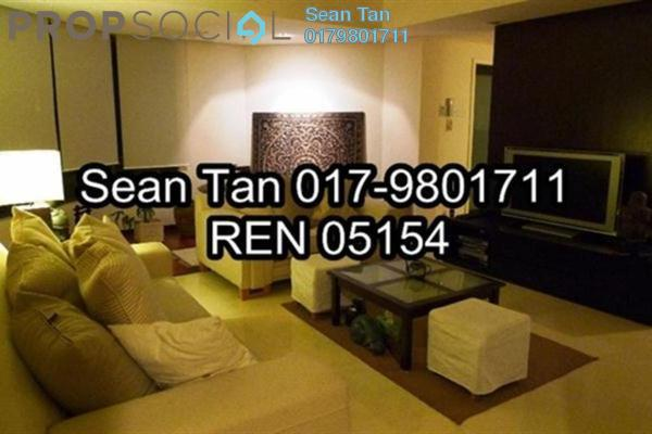 For Sale Apartment at i-Zen Kiara II, Mont Kiara Freehold Fully Furnished 3R/3B 900k