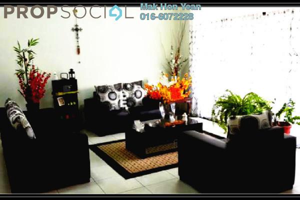 For Rent Terrace at Puteri 11, Bandar Puteri Puchong Freehold Semi Furnished 4R/4B 2.5k