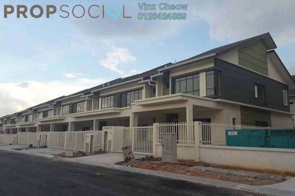 For Sale Terrace at Warisan Puteri, Sepang Freehold Unfurnished 4R/4B 663k