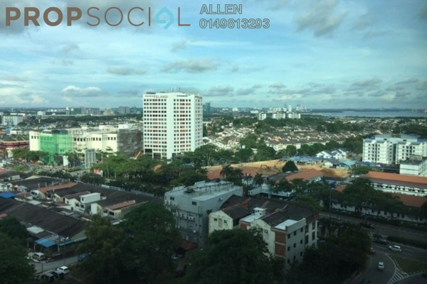 For Sale Serviced Residence at Twin Danga Residence, Johor Bahru Freehold Fully Furnished 0R/1B 390k