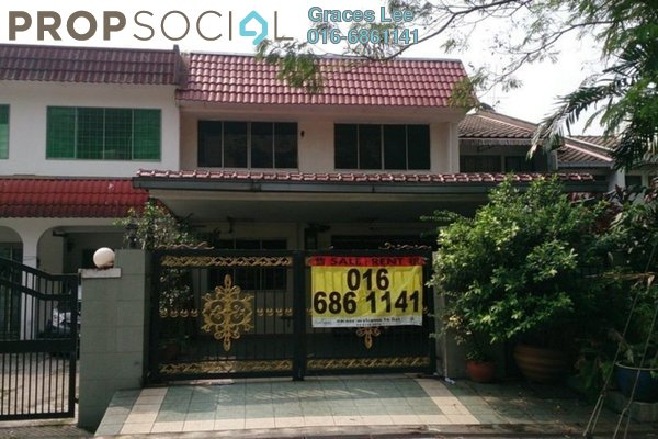 For Sale Terrace at SS17, Subang Jaya Freehold Semi Furnished 5R/3B 968k