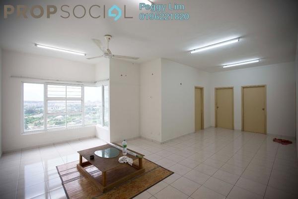 For Rent Condominium at Desa Impiana, Puchong Freehold Semi Furnished 3R/2B 1k