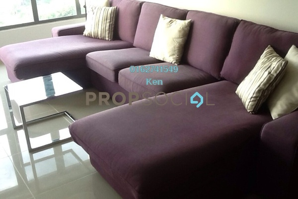 For Sale Condominium at Covillea, Bukit Jalil Freehold Fully Furnished 4R/3B 950k