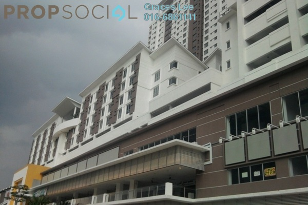 For Sale Condominium at Axis Residence, Pandan Indah Leasehold Semi Furnished 3R/2B 492k