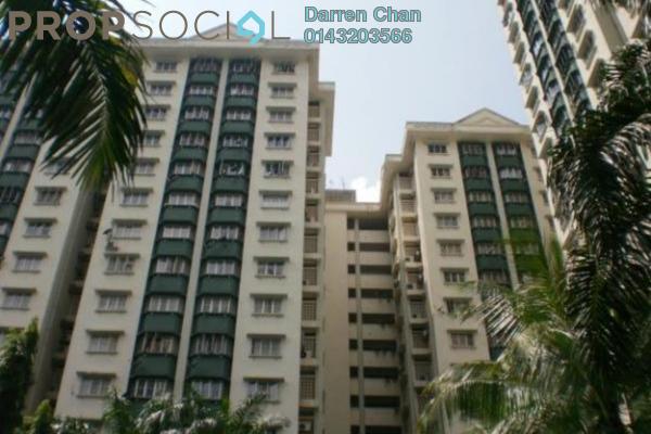 For Rent Condominium at Danau Idaman, Taman Desa Leasehold Semi Furnished 3R/2B 1.5k