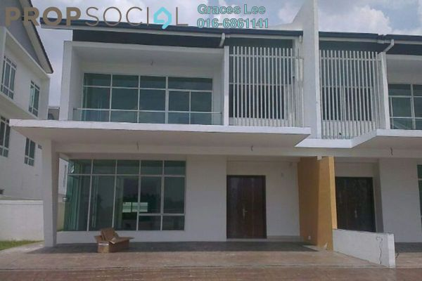 For Sale Semi-Detached at Ambrosia, Bandar Kinrara Leasehold Unfurnished 5R/5B 1.65m