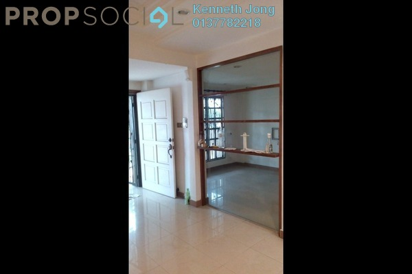 For Sale Terrace at Sungai Congkak, Bukit Rimau Freehold Semi Furnished 4R/3B 799k