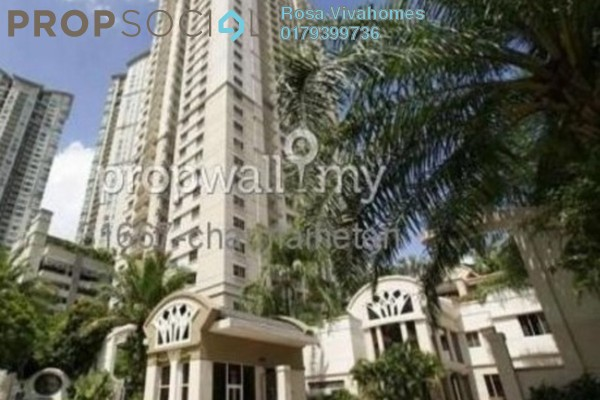 For Rent Condominium at Kiaramas Sutera, Mont Kiara Freehold Semi Furnished 6R/4B 7.3k