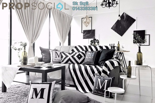For Rent Condominium at Verde, Ara Damansara Freehold Fully Furnished 2R/2B 3.5k
