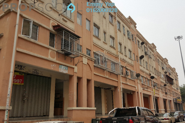 For Sale Apartment at Taman Serdang Perdana, Seri Kembangan Leasehold Unfurnished 3R/1B 130.0千