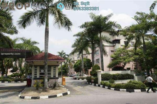 For Sale Apartment at Sri Sunway, Bandar Kinrara Leasehold Semi Furnished 3R/2B 330k