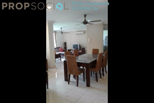 For Rent Condominium at Casa Tropicana, Tropicana Leasehold Fully Furnished 3R/3B 2.9k