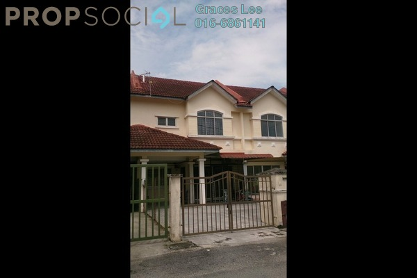 For Sale Terrace at Taman Kajang Perdana, Kajang Leasehold Unfurnished 4R/3B 490k