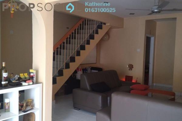 For Sale Terrace at PU12, Bandar Puchong Utama Freehold Fully Furnished 4R/3B 533k