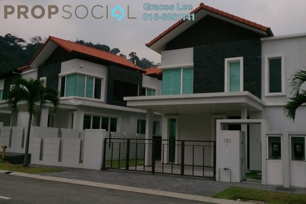 For Sale Semi-Detached at BK9, Bandar Kinrara Freehold Semi Furnished 5R/5B 2.04m