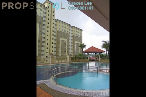 For Sale Apartment at Suria Kinrara, Bandar Kinrara Leasehold Semi Furnished 3R/2B 246k