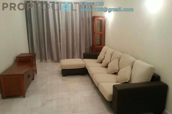 For Rent Condominium at Tiara Faber, Taman Desa Freehold Fully Furnished 3R/2B 1.8k
