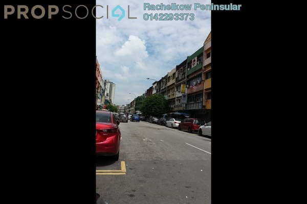 For Sale Shop at Taman Maluri, Cheras Leasehold Unfurnished 0R/0B 2.8m