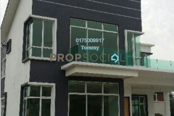 For Sale Bungalow at Green Street Homes, Seremban 2 Freehold Semi Furnished 5R/6B 1.6m