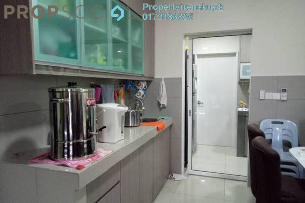 For Sale Condominium at Casa Green, Cheras South Freehold Semi Furnished 4R/3B 955k
