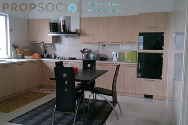 For Rent Condominium at Koi Kinrara, Bandar Puchong Jaya Freehold Semi Furnished 5R/4B 2.05k