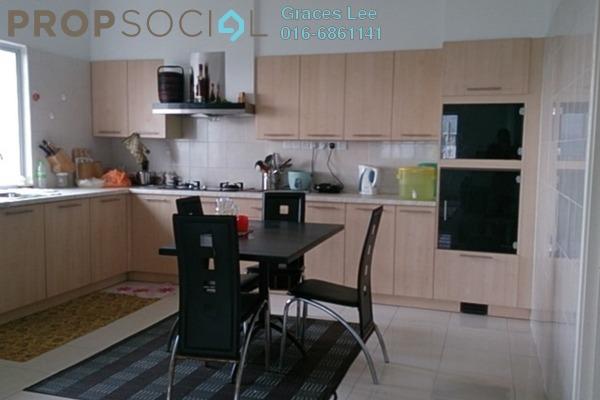 For Rent Condominium at Koi Kinrara, Bandar Puchong Jaya Freehold Semi Furnished 5R/4B 2.05k
