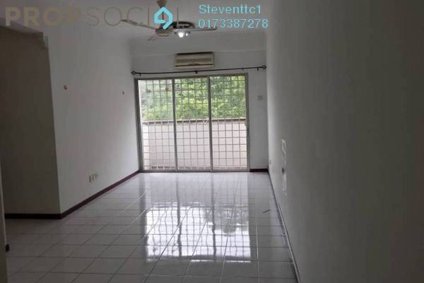 For Sale Apartment at Sri Teratai Apartment, Bandar Kinrara Freehold Semi Furnished 3R/2B 295k