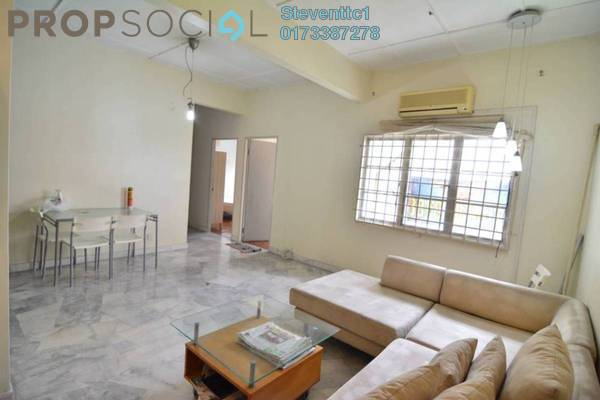For Rent Apartment at Starville, UEP Subang Jaya Freehold Semi Furnished 3R/2B 1.4k