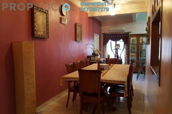 For Sale Terrace at BK5, Bandar Kinrara Freehold Fully Furnished 4R/3B 900k
