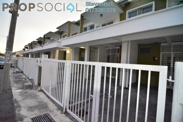For Sale Townhouse at Pearl Villa, Bandar Saujana Putra Leasehold Unfurnished 4R/2B 310k