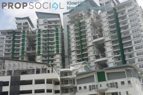 For Rent Condominium at D'Pines, Pandan Indah Leasehold Semi Furnished 3R/2B 1.8k