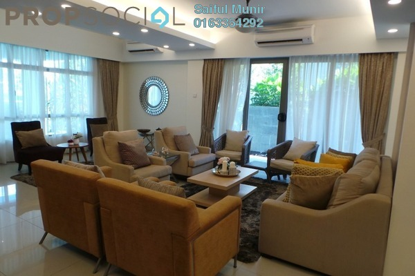 For Sale Semi-Detached at Precinct 16, Putrajaya Freehold Unfurnished 6R/6B 2.36m