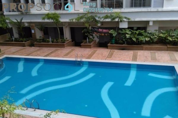 For Rent Condominium at Residensi Laguna, Bandar Sunway Leasehold Semi Furnished 4R/2B 1.45k