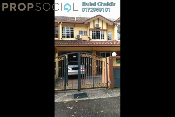 For Sale Terrace at USJ 16, UEP Subang Jaya Freehold Semi Furnished 4R/3B 938k