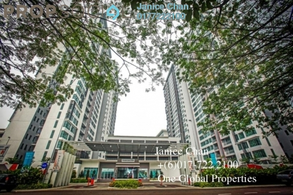 For Sale Serviced Residence at Austin Regency, Tebrau Freehold Unfurnished 0R/1B 246k