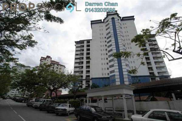 For Rent Condominium at Union Heights, Old Klang Road Freehold Fully Furnished 2R/2B 1.5k