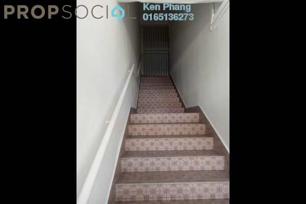 For Rent Apartment at Taman Dahlia, Cheras South Freehold Semi Furnished 4R/2B 1.4k