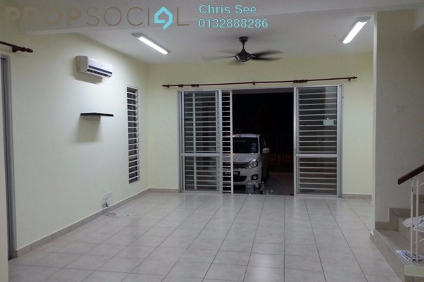For Sale Terrace at Ixora Residences, Bandar Seri Coalfields Freehold Unfurnished 4R/4B 688k
