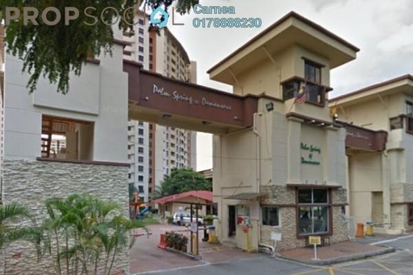 For Sale Condominium at Palm Spring, Kota Damansara Leasehold Semi Furnished 3R/2B 460k