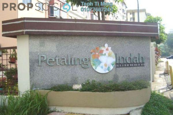 For Sale Condominium at Petaling Indah, Sungai Besi Leasehold Semi Furnished 2R/2B 285k