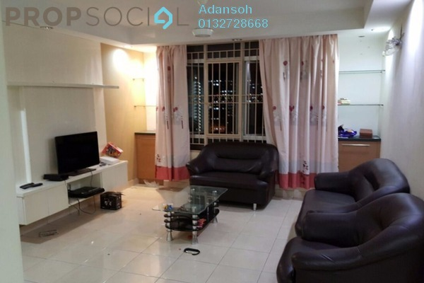 For Sale Condominium at Casa Prima, Kepong Leasehold Semi Furnished 3R/2B 465k