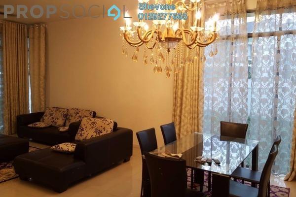 For Rent Terrace at SummerGlades, Cyberjaya Freehold Semi Furnished 5R/5B 2.8k