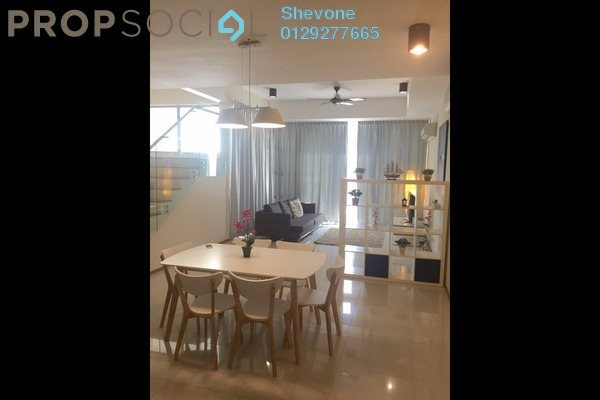 For Rent Terrace at Symphony Hills, Cyberjaya Freehold Fully Furnished 5R/6B 3.5k